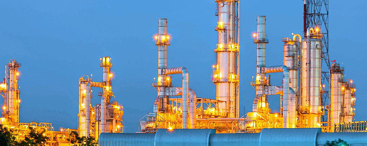 Branchen - Chemisch-pharmazeutische Industrie