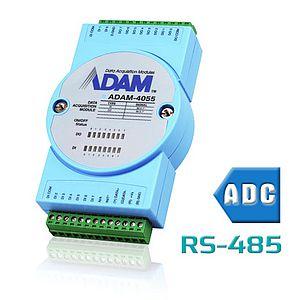 Remote-I/O-Module (RS-485) mit analogen Eingängen