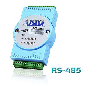 Remote-I/O-Module mit RS-485-Interface