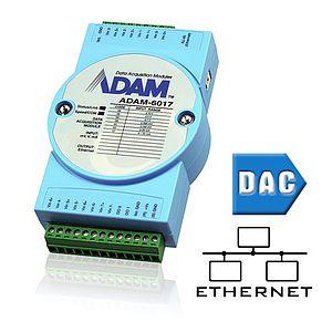 Remote-I/O-Module (Ethernet) mit analogen Ausgängen