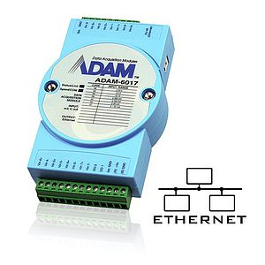 Remote-I/O-Module mit Ethernet-Interface