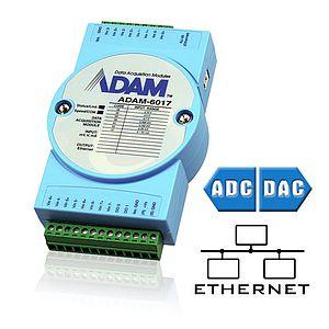 Remote-I/O-Module (Ethernet) mit analogen I/O