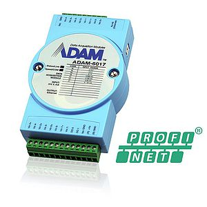 Remote-I/O-Module mit Profinet-Interface