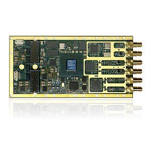 XMC-Module mit Artix-7 FPGA