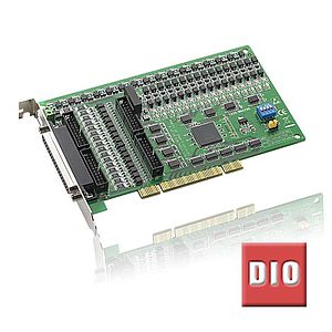 Digitale I/O-Karten mit PCI-Businterface