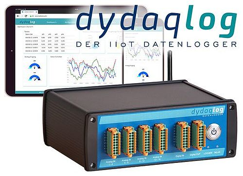 dydaqlog - der IIoT Datenlogger