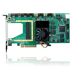 PCI-Express-Boards mit XILINX FPGAs