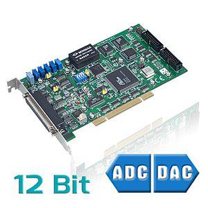 Multifunktions-Messkarten (PCI) mit 12 Bit Auflösung