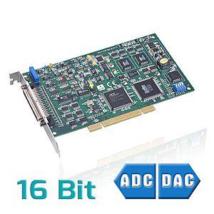 Multifunktions-Messkarten (PCI) mit 16 Bit Auflösung