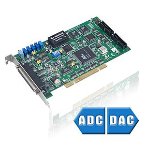 Multifunktions-Messkarten mit PCI-Businterface