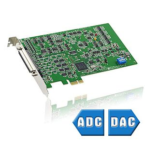 Multifunktions-Messkarten mit PCI-Express-Businterface