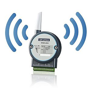 Remote-I/O-Module mit Wireless-Interface