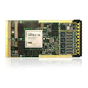 XMC-Module mit Virtex-6 FPGA