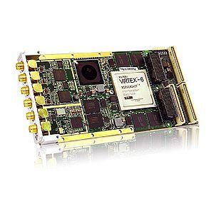 XMC-Module mit XILINX FPGAs