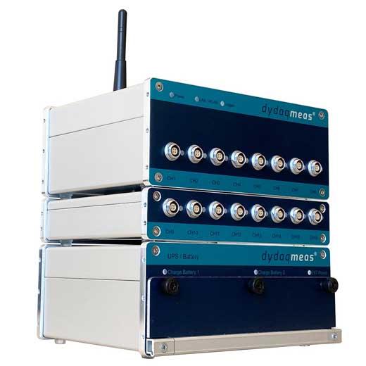 DM-800-8P dydaqmeas Messsystem