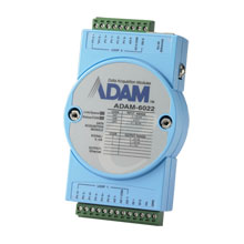 ADAM-6022 Ethernet-I/O-Modul
