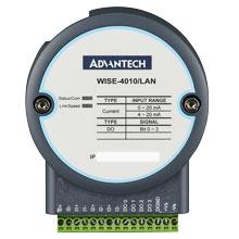 WISE-4010/LAN IoT Ethernet Analog-Eingangs-Modul