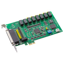 PCIE-1760 Isoliertes Digital-I/O-Counter-Board
