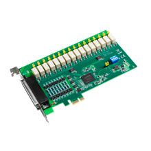PCIE-1762H Isoliertes Digital-I/O-Board
