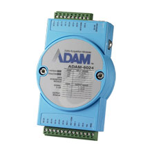 ADAM-6024 Ethernet-I/O-Modul