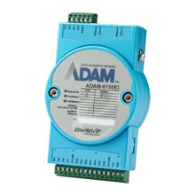 ADAM-6117EI Real-Time EtherNet/IP-I/O-Modul