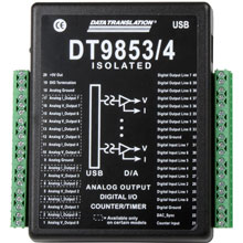 USB-9854 Data Translation USB D/A-Wandler-Modul