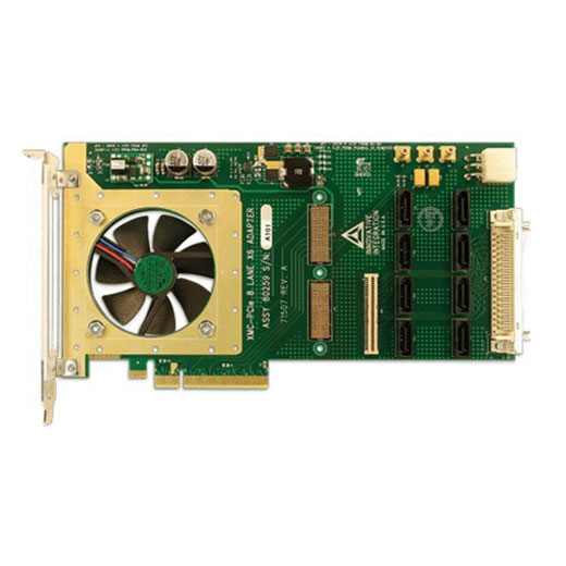 Adapterboard XMC-zu-PCIe x8