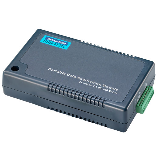 USB-4751L USB ECO Digital-I/O-Modul