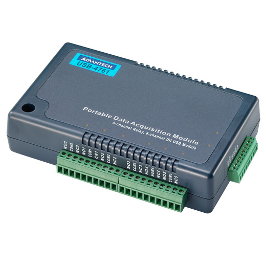 USB-4761 USB ECO Digital-I/O-Modul