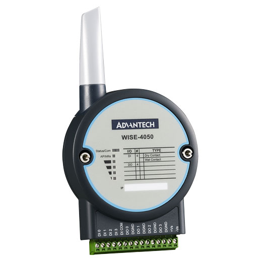 WISE-4050 Wireless Digital-I/O-Modul
