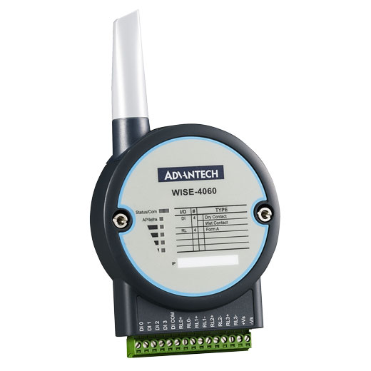 WISE-4060 Wireless Digital-I/O-Modul