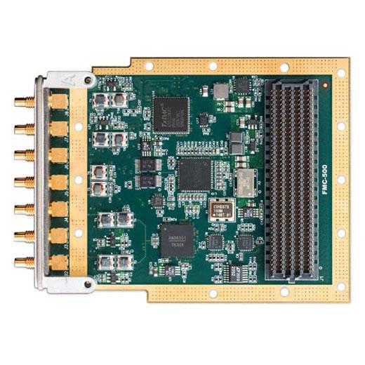 FMC-500M - FMC-Analog-I/O-Modul