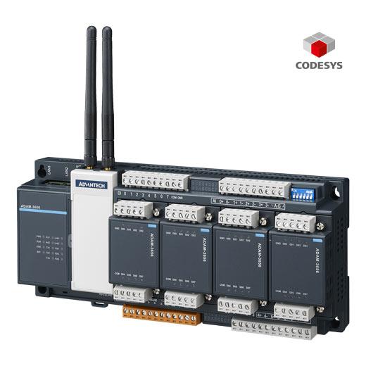 ADAM-3600-C2G Remote-I/O-System