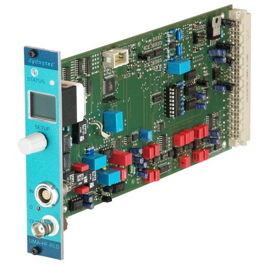 Universal Messverstärker dydaqtec UMA-HF