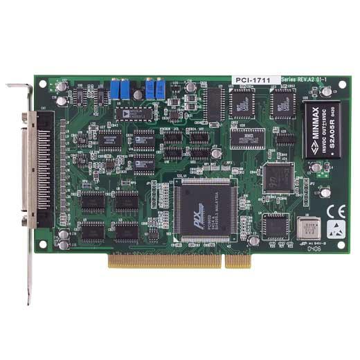 PCI-1711U-CE  Messwerterfassungsboard