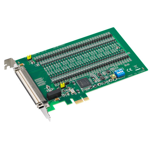 PCIE-1752 Isoliertes Digital-Ausgangs-Board