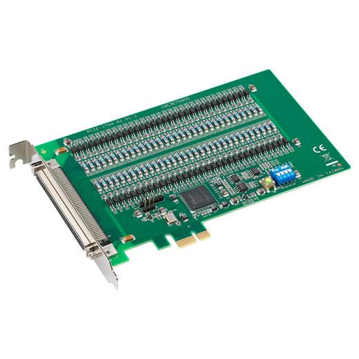 PCIE-1754 Isoliertes Digital-Eingangs-Board