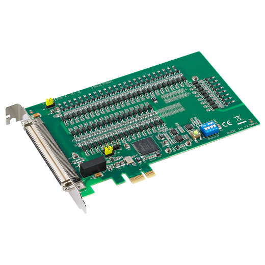 PCIE-1756 Isoliertes Digital-I/O-Board