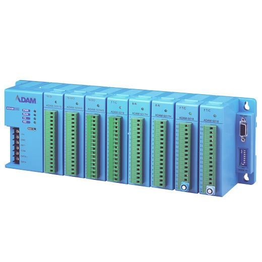 ADAM-5000E Prozess-I/O-System