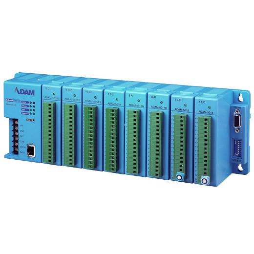 ADAM-5000/TCP Prozess-I/O-System