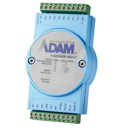 ADAM-4017 Remote-I/O-Modul