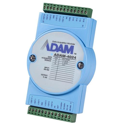 ADAM-4024 Remote-I/O-Modul