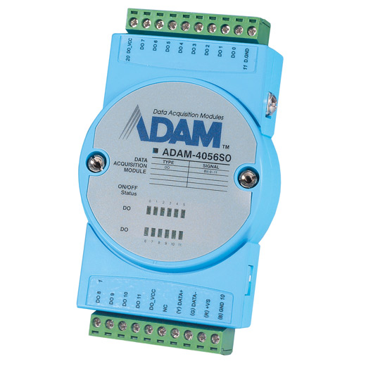 ADAM-4056SO Remote-I/O-Modul