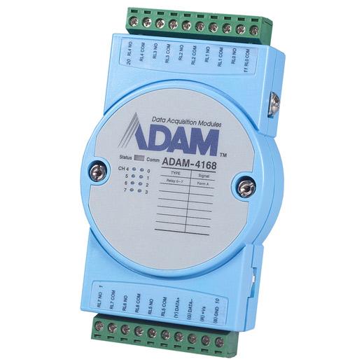 ADAM-4168 Remote-I/O-Modul