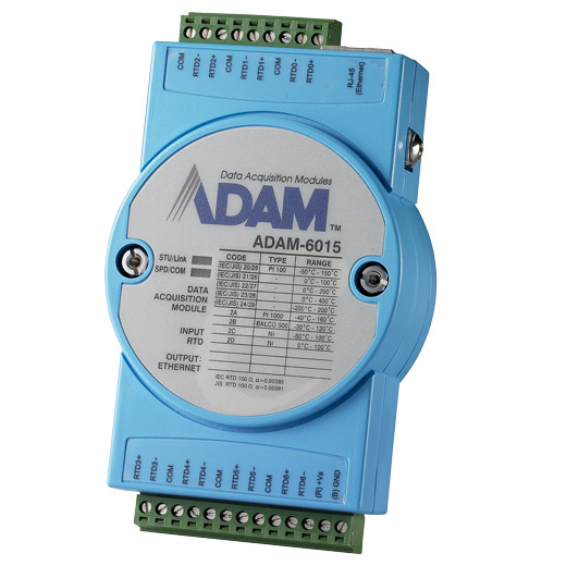 ADAM-6015 Ethernet-I/O-Modul