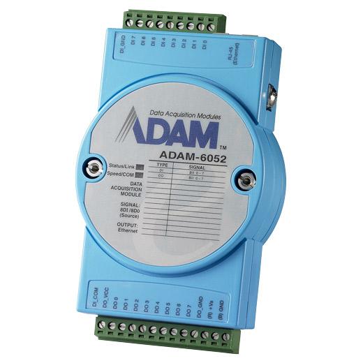 ADAM-6052 Ethernet-I/O-Modul