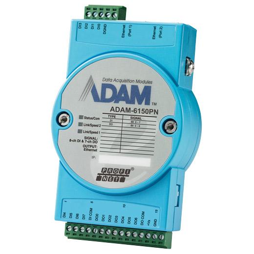 ADAM-6150PN Real-Time Profinet-I/O-Modul