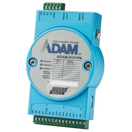 ADAM-6151PN Real-Time Profinet-I/O-Modul
