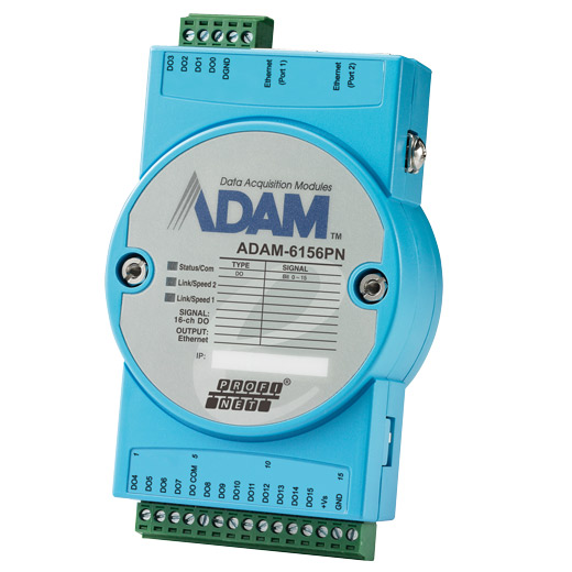ADAM-6156PN Real-Time Profinet-I/O-Modul