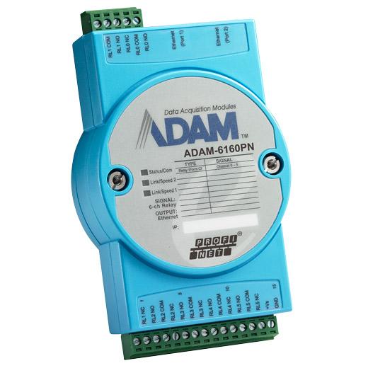 ADAM-6160PN Real-Time Profinet-I/O-Modul